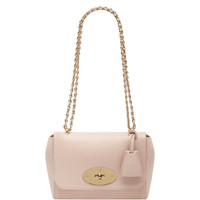 Mulberry Lily Micrograin Calf - White Bag - ShopBAZAAR