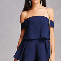 Indikah Off-the-Shoulder Romper