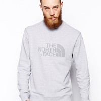 The North Face Crew Logo Sweatshirt