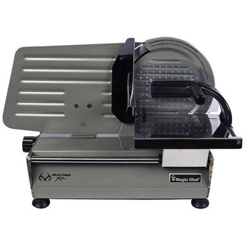 """Realtree(R) 8.6"""" STS Blade Meat Slicer"""