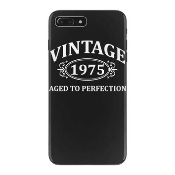 Vintage 1975 Aged to Perfection iPhone 7 Plus Case