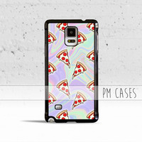Tie Dye Pizza Slices Case Cover for Samsung Galaxy S3 S4 S5 S6 S7 Edge Plus Active Mini Note 3 4 5 7