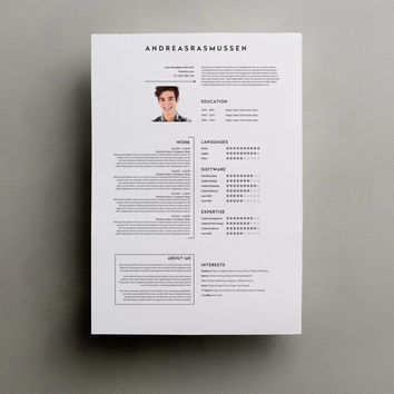 resume template word modern resume template creative professional resume template instant download free resume template mac