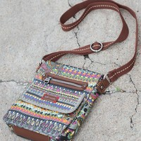 The Sak Artist Crossbody Purse