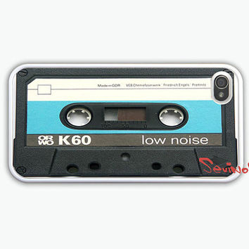 retro Cassette Tape iPhone 4 Case, iphone 4S case - vintage style iphone case