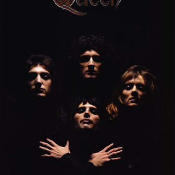 Queen 27x40 Movie Poster