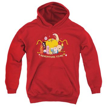 Adventure Time - Outstretched Youth Pull Over Hoodie