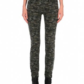 Blank NYC Skinny Cassique - Camolot