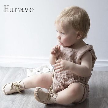 Girl bodysuits  baby knitted kids clothes boys bodysuits for infant clothing