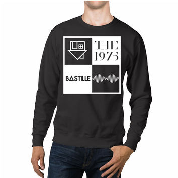 The 1975 Arctic Monkeys Logo Bands Unisex Sweaters - 54R Sweater