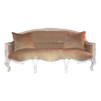 Pre-owned Anthropologie Amelie Sofa