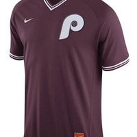Nike Philadelphia Phillies Mens 1.5 Baseball Jersey - Maroon