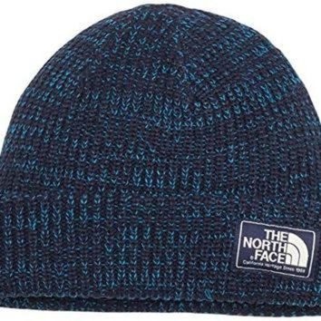 ONETOW The North Face Salty Dog Beanie Hat One Size Cosmic Blue