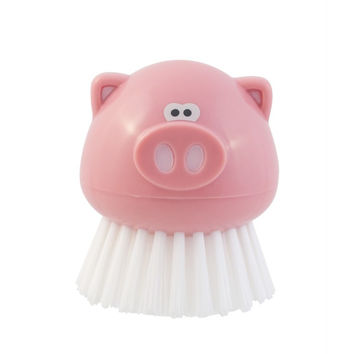 Piggy Wiggy Kitchen Cleaning / Vegetable Scrubber Brush