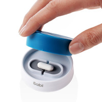 Split Portable Pill Splitter by Sabi