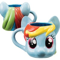 My Little Pony | Rainbow Dash MOULDED MUG