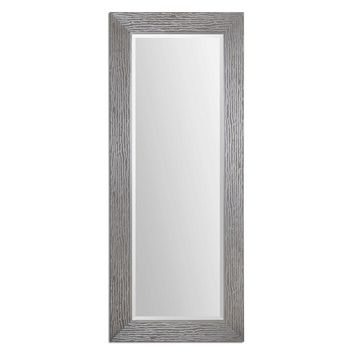 Amadeus Large Silver Mirror By Uttermost