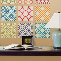ideeli | LOT26 STUDIO Geo Tiles Wall Decals