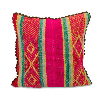 Peruvian Pillow II