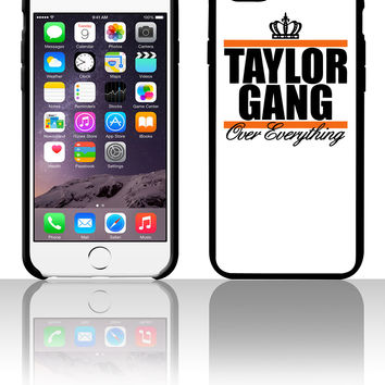 Taylor Gang Over Everything 5 5s 6 6plus phone cases