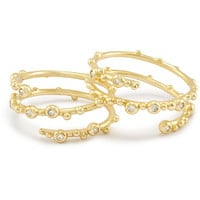 Kendra Scott: Zoe Ring Set, Gold