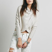 Free People Womens Sugar Wrap Top