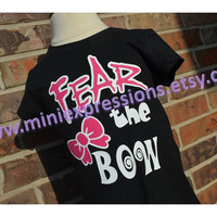 Frear the Bow shirt Cheer Shirt