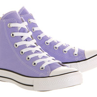 Converse Converse All Star Hi Lavender Glow - Hers trainers