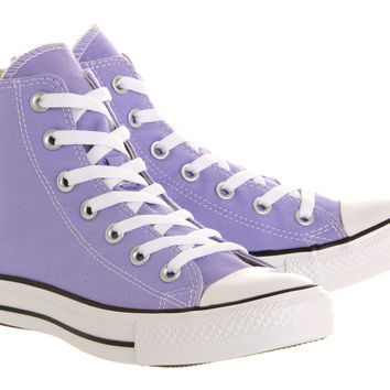 converse converse all star hi lavender from office shoes rh wanelo co  Burgundy Converse Red Converse c89f2802f