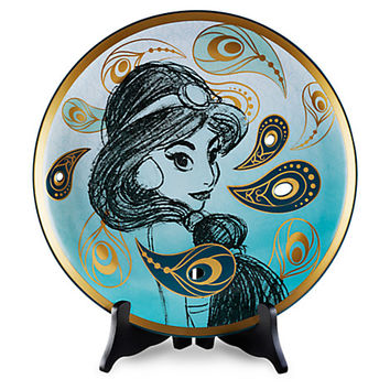 Art of Jasmine Limited Edition Decorative Plate