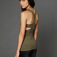 Intimately Womens Y-Back Seamless Cami