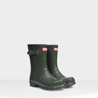 Original Short Wellington Boots | Hunter Boot Ltd