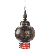 MYSTIC MOROCCAN CANDLE LAMP