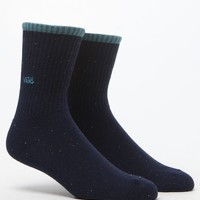 Vans Stubens Crew Socks - Mens Socks - Forest Grn - One