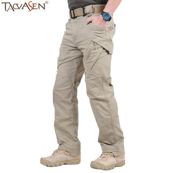 Men's Outdoor IX9 Tactical Pants Army Training Trousers Combat Pants Millitary Hunting Clothing Cargo Pants Workwear Trousers