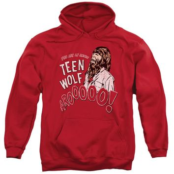Teen Wolf - Animal Adult Pull Over Hoodie