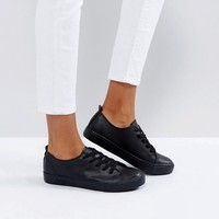 New Look Lace Up Trainer at asos.com