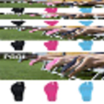 NAKEFIT Sticker Shoes Sandals Stick Soles Sticky Pads Feet Protection Beach Walk