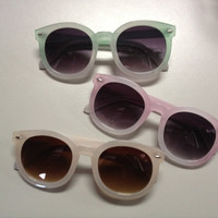 Cotton Candy Sunnies by blacvintage1 on Etsy