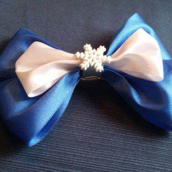 Frozen Inspired Bow