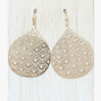 Alimah Dangle Earrings - Earrings