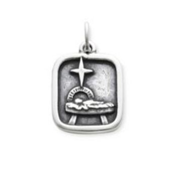 A Savior is Born Charm | James Avery