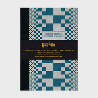 Hogwarts School of Witchcraft & Wizardry Journal Blue