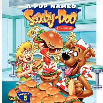 A Pup Named Scooby-Doo 11x17 Movie Poster (1988)