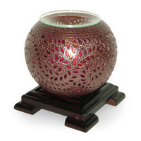 Purple Ivy Electric Oil Warmer