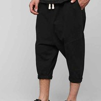 Drifter Miles Cropped Pant- Black