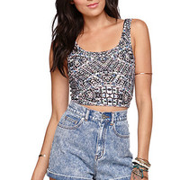 Kendall and Kylie Shrunken Tank Top at PacSun.com