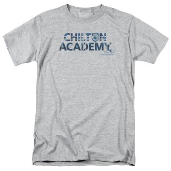 Gilmore Girls - Chilton Academy Short Sleeve Adult 18/1