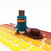 Cartoon Animal Duckbill USB Stick Drive