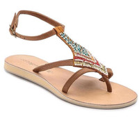Cocobelle Beaded Sandal